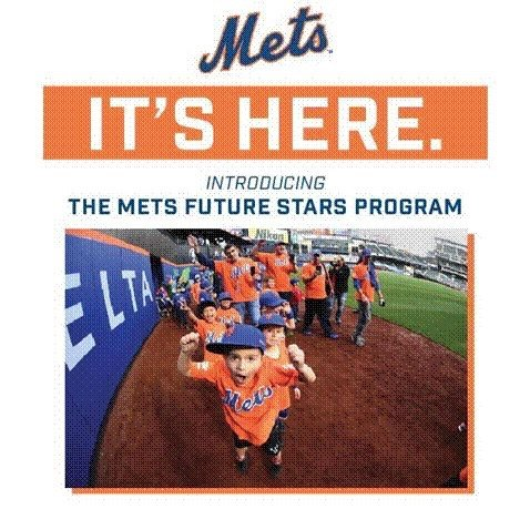 new york mets future stars game! east rockaway little league