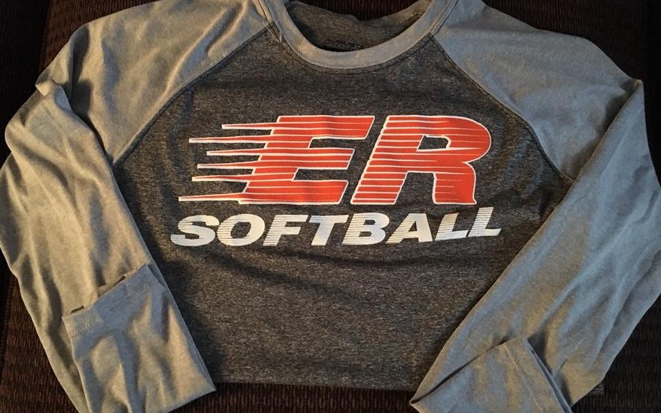 New Merchandise Alert – Long Sleeve Softball Shirts!